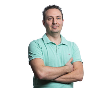 Christophe - Developer Team Leader