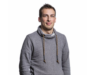 Julien - Developer Team Leader