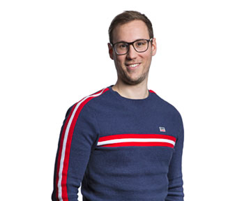 Nicolas - Developer Team Leader