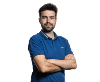 Joris - Developer Team Leader