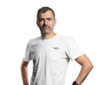 Olivier - Developer Team Leader