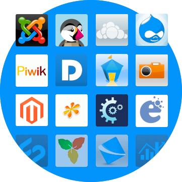 120 Web Applications in 1 click