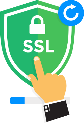 Fast installation and automatic renewal of SSL certificates: it's really easy