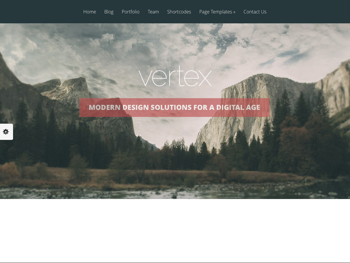 I nostri temi Wordpress - Vertex